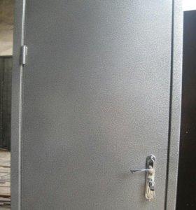 Метолические двери 2мм