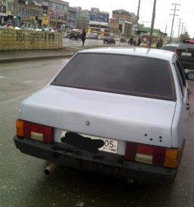Авто ваз21099 год1998