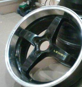 Диски R16,(Lenso)