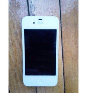 iPhone 4 . 16гб