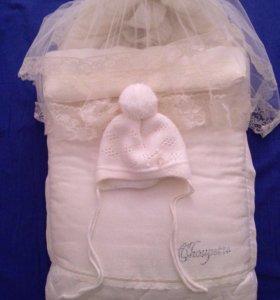 Конверт для новорождённого (демисезон)