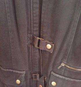 Осенне-весенняя курточка джинс