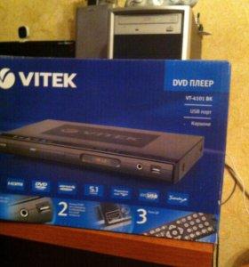DVD плеер VITEK