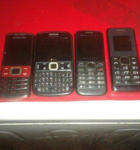 Продам сотовые телефоны