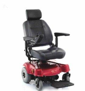 Инвалидная кресло.