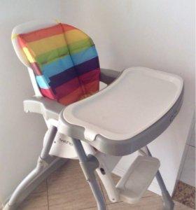 ♦Яркие матрасики ♦на детский стульчик/коляску