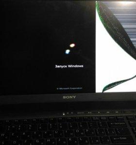 Ноутбук Sony pcg 81111v