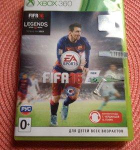Игра для Х-box 360, Fifa 16