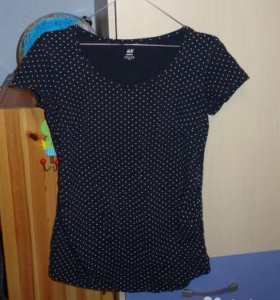 Блуза дл беременных h&m р-р44