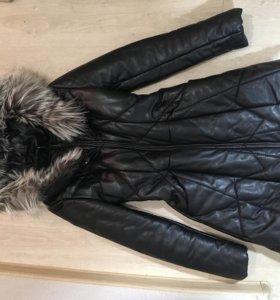 Зимняя одежда на 44