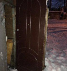 Домашняя дверь (обмен )