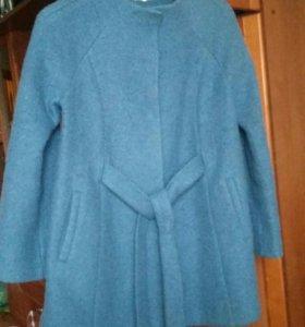 Весенне-осеннее пальто для беременных