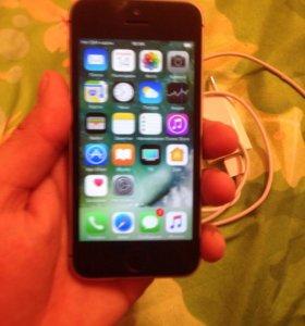 Айфон 5 s на 16г