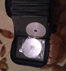 Сумка для дисков