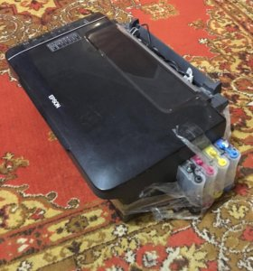 МФУ (принтер, сканер и копир)
