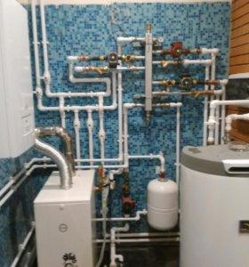 Отопления водоснабжения канализации