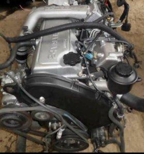 Двигатель Тойота Прадо/Prado