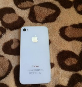 Продам айфон 4 на 8 Гбайт