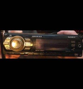 Автомагнитола Sony MEX-DV 2000
