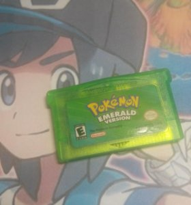 Игра Pokemon Emerald
