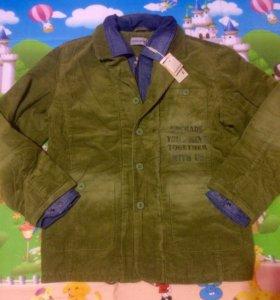 Куртка-пиджак новый