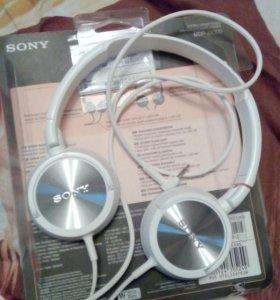 Продам наушники Sony