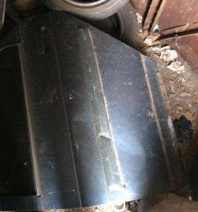 Двери ваз 2110-12, бампер Приора !