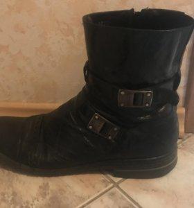 Полусапоги(ботинки)Еrnesto Dolani