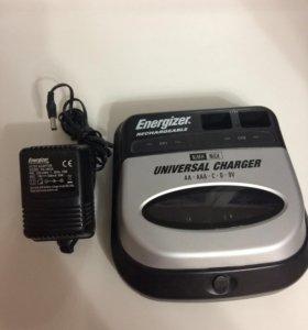 Зарядное устройство для всех типов батареек