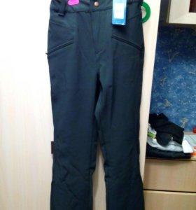 Сноубордические брюки,новые