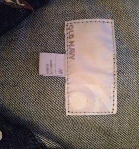 Джинсовая куртка американской марки