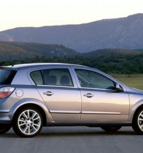 Opel Astra H. Активации различных функций