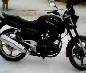 Мотоцикл Стелс дельта 200