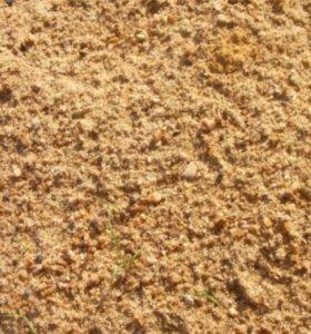 Сыпучие матерьял( песок,отсев,Щебень, и тд.)