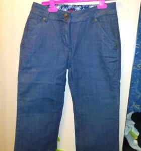 Брюки классические,джинсовые