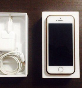 iPhone 5s gold 16gb РОСТЕСТ
