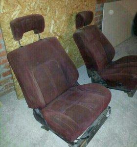 сиденья авто передние