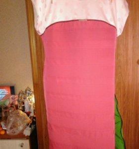 Платье, одевалось несколько раз