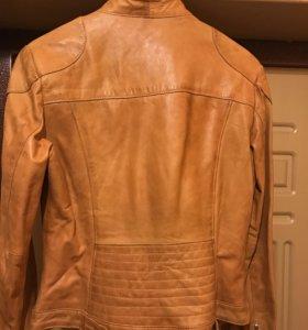 Куртка кожа.Новая