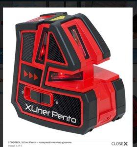Лазерный нивелир Xliner Pento Condtrol