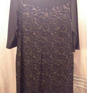 Платье стрейч 48-50