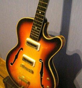 Электрогитара (полуакустическая гитара)
