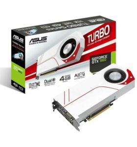 Asus GeForce GTX 960 turbo 4GB
