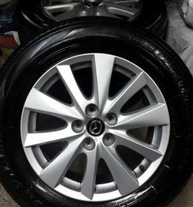 Летний комплект шин для Mazda cx-5