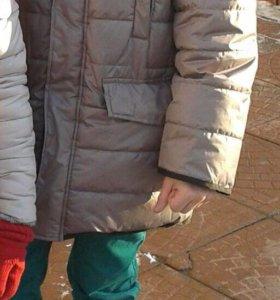 Продаётся зимняя куртка-пуховик
