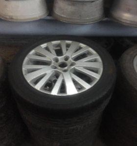 Mazda R17 резина 215/50