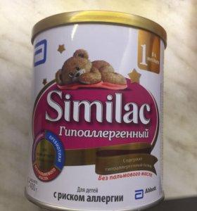 Детская смесь Similac гипоаллергенный 1 от 0 до 6
