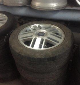 Ford R16 5/108 резина 205/55