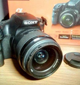 Sony Alpha SLT-A58K Kit 18-55 SAM II