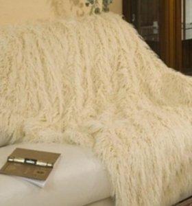 Плед длиноворсовый(лама)